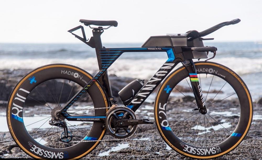 bici ironman hawai
