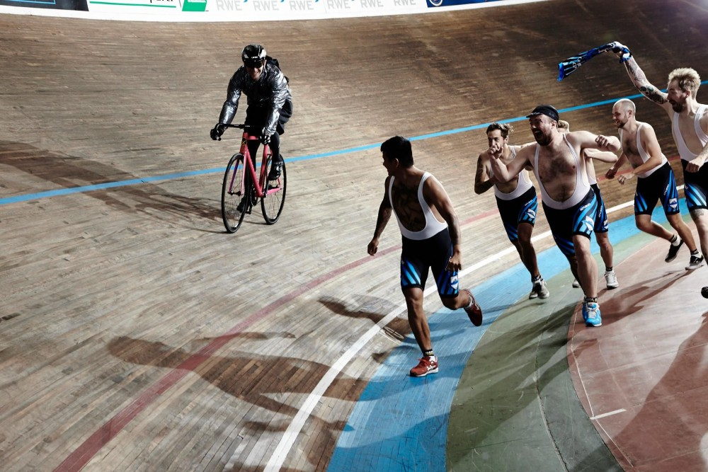 velodromo entrenar