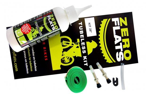 Kit Tubeless ¿qué necesitas para tubelizar tus ruedas?