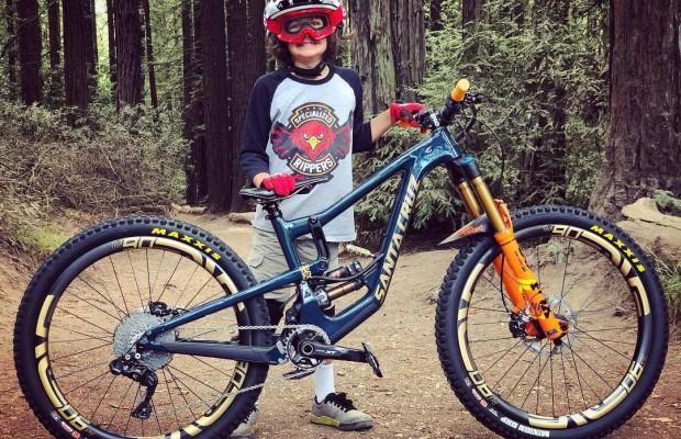 Santa Cruz Nomad, la bici con la que todo niño sueña