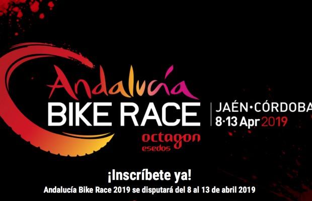 Abiertas las inscripciones para la Andalucía Bike Race 2019 con un precio especial