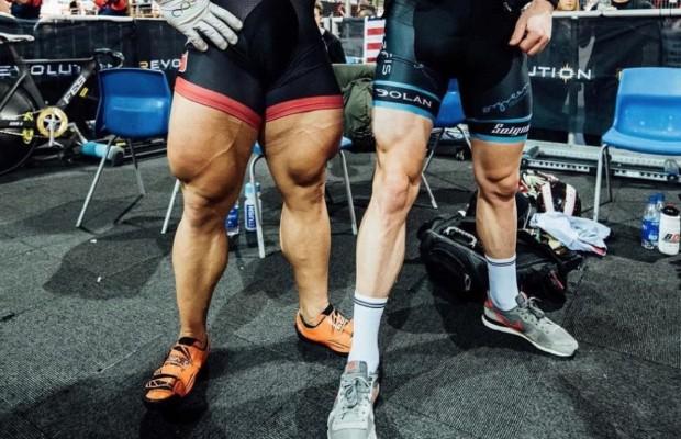 Tus piernas delatan que tipo de ciclista eres ¿de qué tipo son las tuyas?