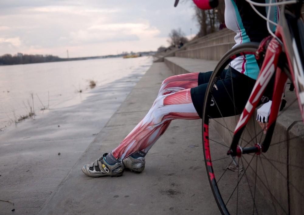 desentreno ciclista profesional