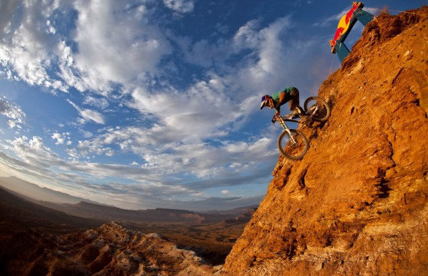 How to leave your comfort zone, and how Mountain Bike can help you