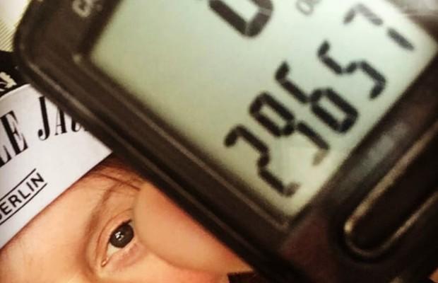 Jenny Graham da la vuelta al mundo en bici en 124 días y consigue el récord del mundo