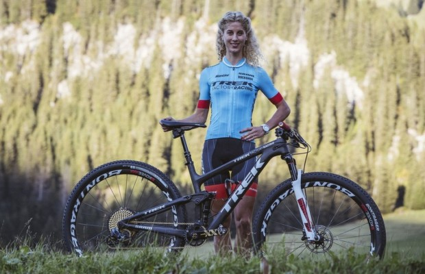 Jolanda Neff signs for Trek Factory Racing and will join Emily Batty