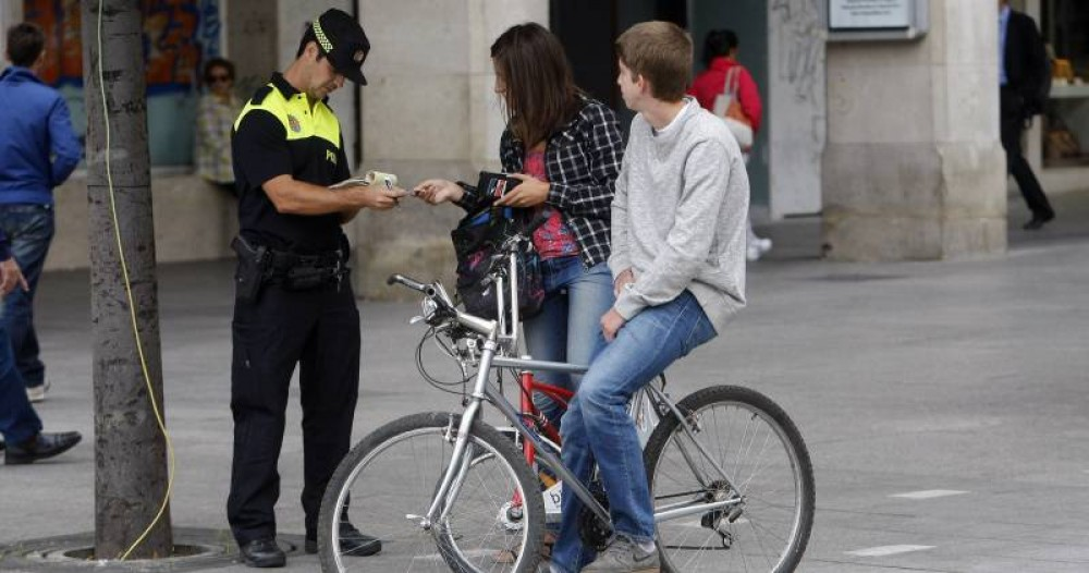 seguro obligatorio bicicleta