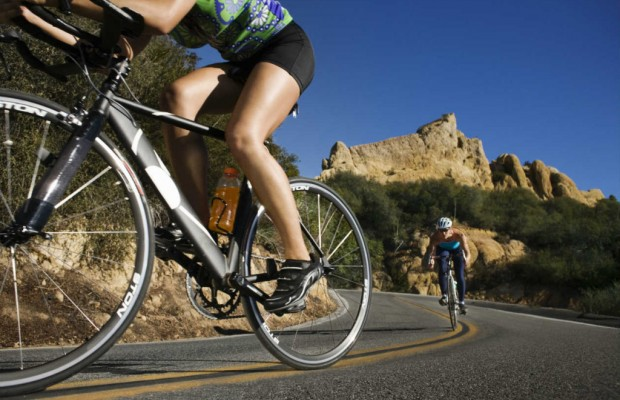 Cómo medir las calorías perdidas en la bici