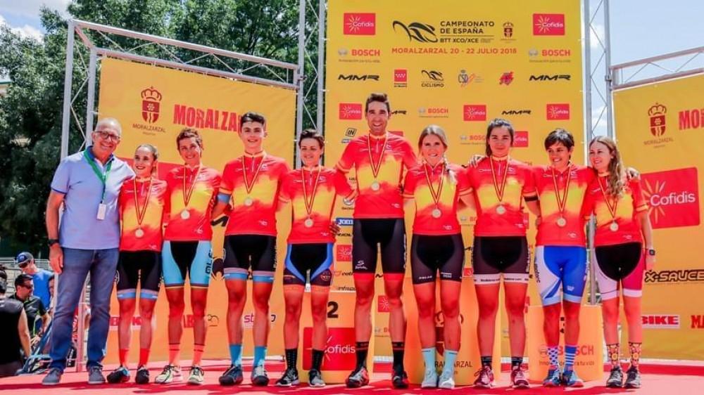 Campeonato de España 2019 Mountain bike