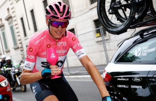 El recorrido del Giro de Italia 2019 parece a medida de Froome