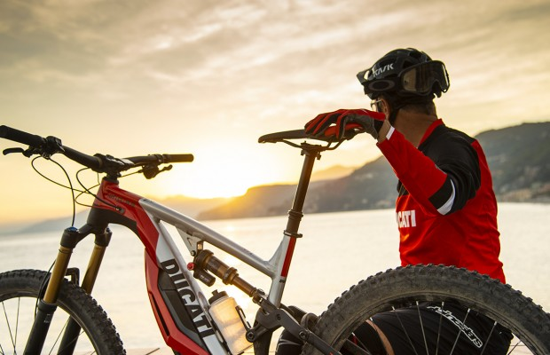MIG-RR, Ducati dispuesto a conquistar las e-mountain bike