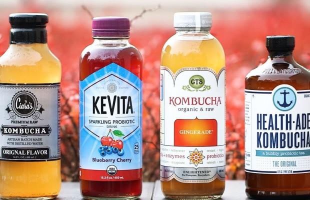 Kombucha, la bebida de moda. ¿Qué es y para qué sirve?