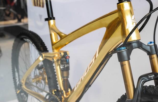 Por qué es tan cara una mountain bike