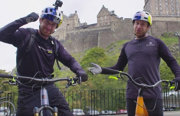 Danny MacAskill: ¿es mejor con una bici de trial o con una mountain bike?