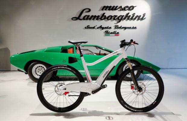 Lamborghini entra en el mercado de las bicicletas eléctricas