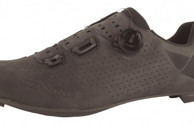 Catlike Mixino Legend: leather cycling shoes made in Spain