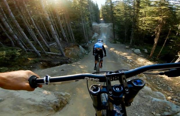 El HyperSmooth de la GoPro HERO7 Black la convierte en la mejor cámara para Mountain Bike