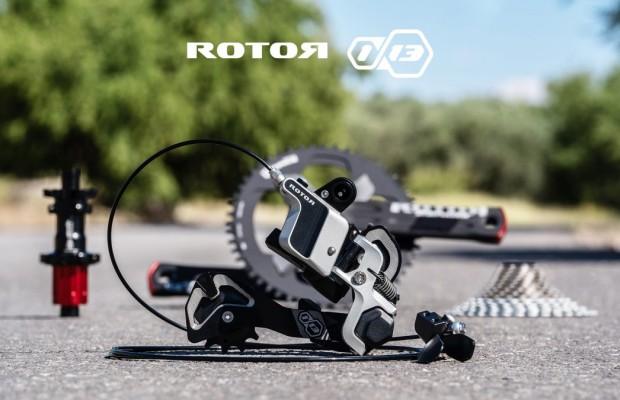 Ventajas del Rotor 1x13 velocidades hidraúlico