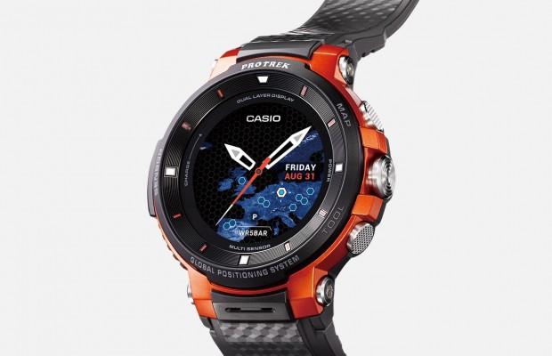 Casio ProTrek, un reloj inteligente perfecto para ciclistas