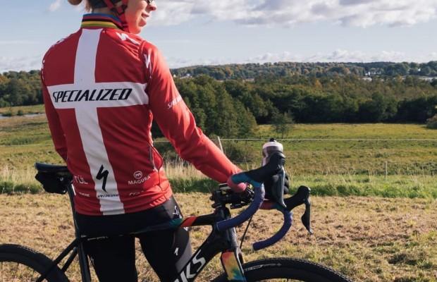 Annika Langvad ficha por un equipo de ciclismo de carretera, el Boels-Dolmans