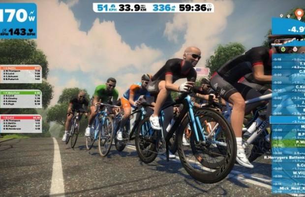 La federación inglesa de ciclismo anuncia su Campeonato de Ciclismo Virtual