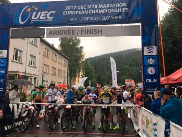 Campeonato Europeo de XCM 2018
