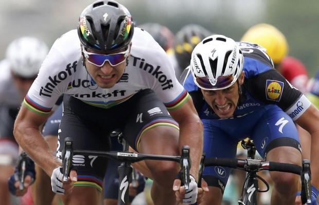 Los mejores sprints de Peter Sagan