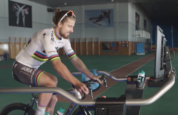 Zwift ha creado una liga profesional de ciclismo virtual y ya se han apuntado 4 equipos UCI Continental