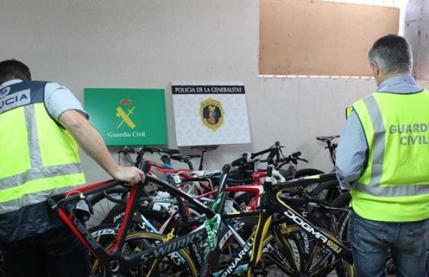 Privación de libertad y 15.000€ de multa por falsificar bicicletas Specialized y Pinarello