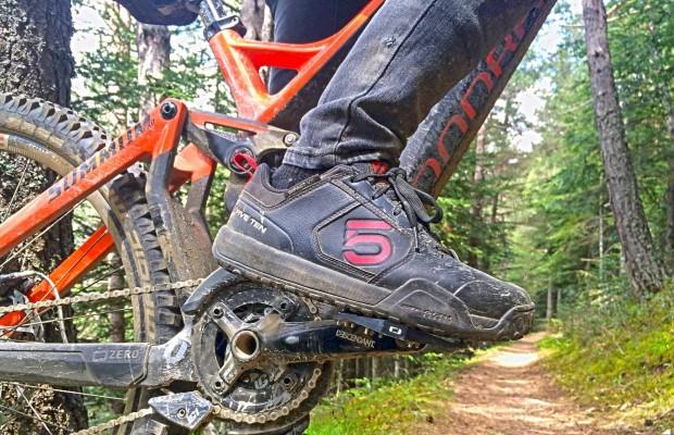 5 razones para montar pedales de plataforma en tu MTB