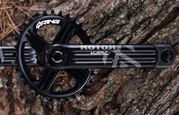 Rotor KAPIC, las bielas para mountain bike más ligeras de la marca