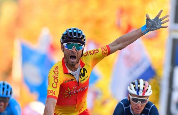 El ciclista infinito, un documental sobre Alejandro Valverde perfecto para ver estos días