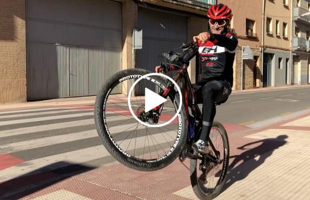Así estrena Carlos Coloma su nueva BH Lynx Race