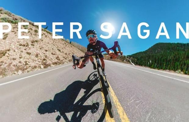 """""""La vida es muy corta para estar serio"""", GoPro nos acerca más a Peter Sagan"""