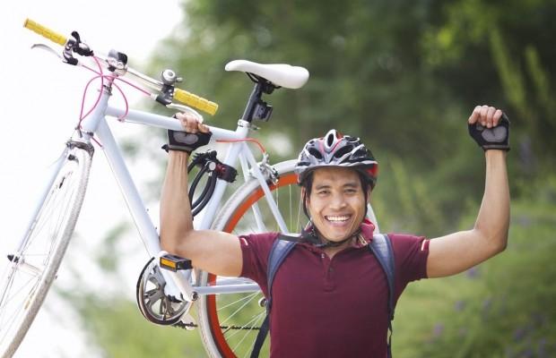 Endorfinas, la verdadera droga del ciclista