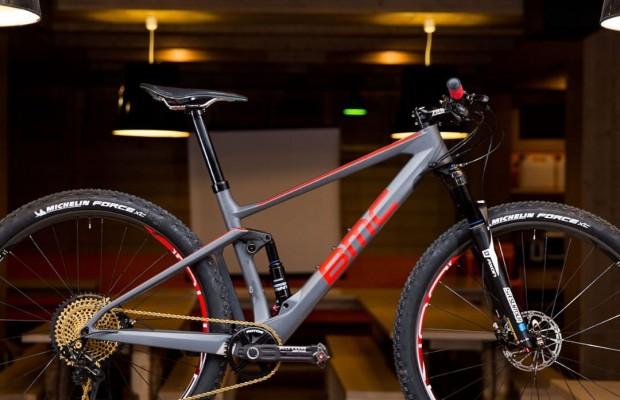 La BMC Fourstroke de Jordan Sarrou para 2019