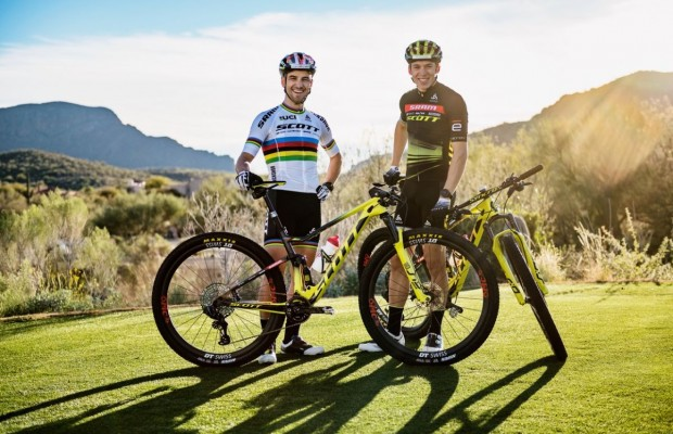 Declaraciones del equipo Scott SRAM antes de la Cape Epic 2019