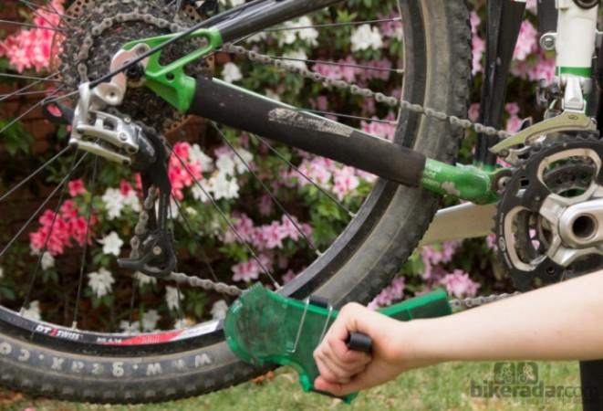 Limpiar la cadena