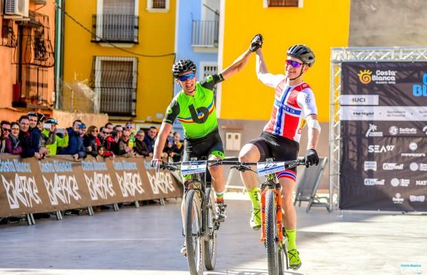 Fini y Blums ganan la CBBR 2019 y el Brújula Bike Racing Team gana la última etapa