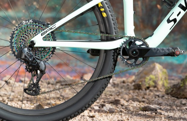 SRAM Eagle AXS, el primer grupo electrónico sin cables para mountain bike