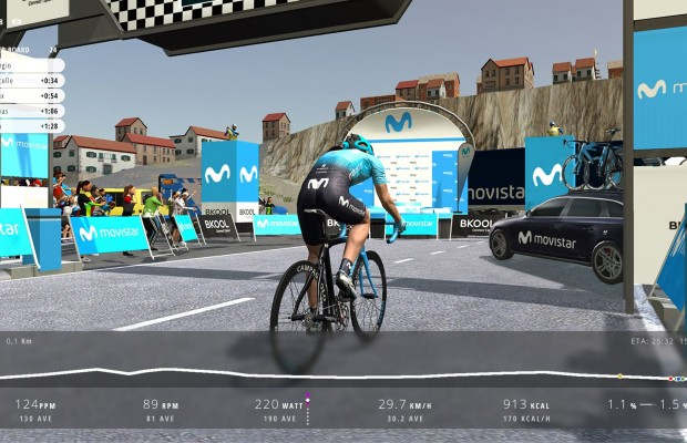 Movistar Virtual Cycling, un campeonato internacional de ciclismo virtual que llega de la mano de Movistar y BKool