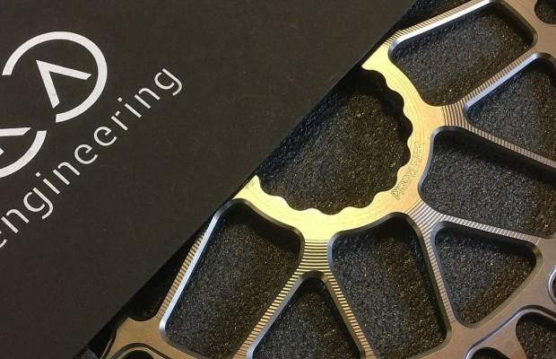 Los platos de titanio y aluminio de Ka Engineering llegan a España