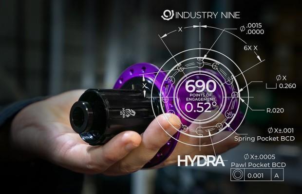 Los nuevos bujes de Industry Nine cambian las reglas