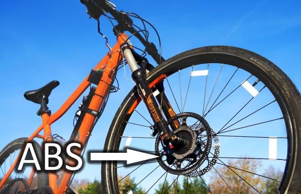 Solo para los muy frikis de la mecánica: ¿cómo hacer un ABS casero para Mountain Bike?