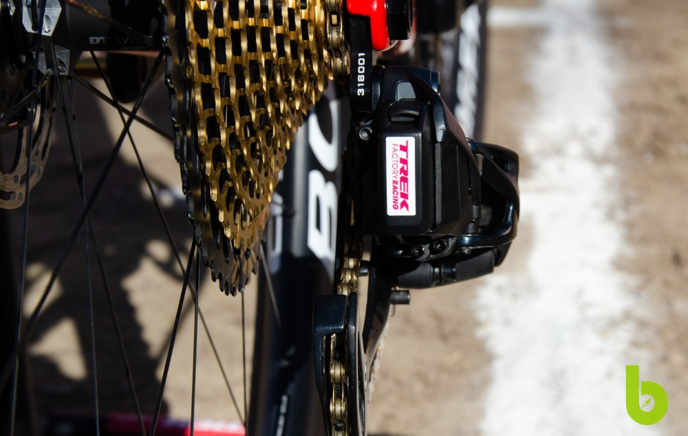 Sram Eagle AXS Trek Factory Racing