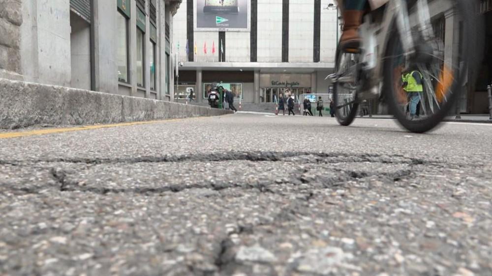 accidente-ciclista-carretera-mal-estado-indemnizacion