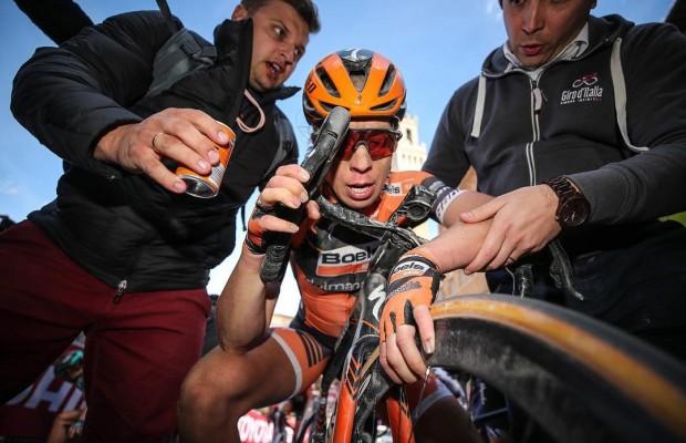 Annika Langvad queda segunda en la Strade Bianche y demuestra una vez más que es posible competir en mtb y carretera al máximo nivel