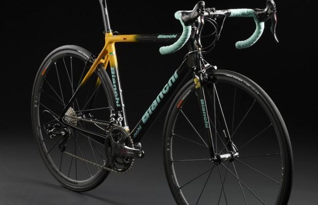 Bianchi conmemora a Pantani con esta edición limitada