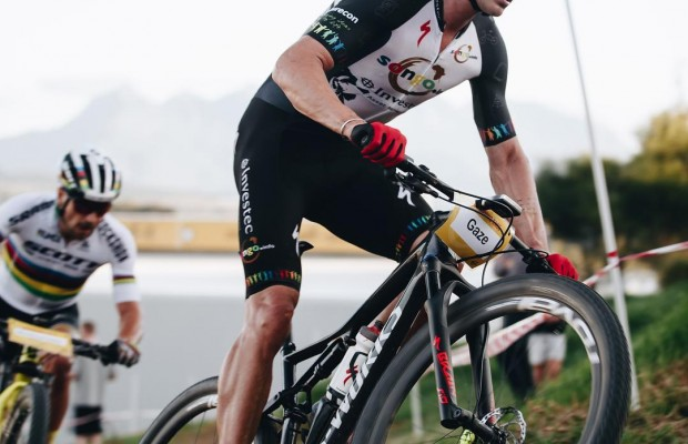 Un vistazo rápido a la Specialized S-Works Epic de Sam Gaze para la Cape Epic 2019