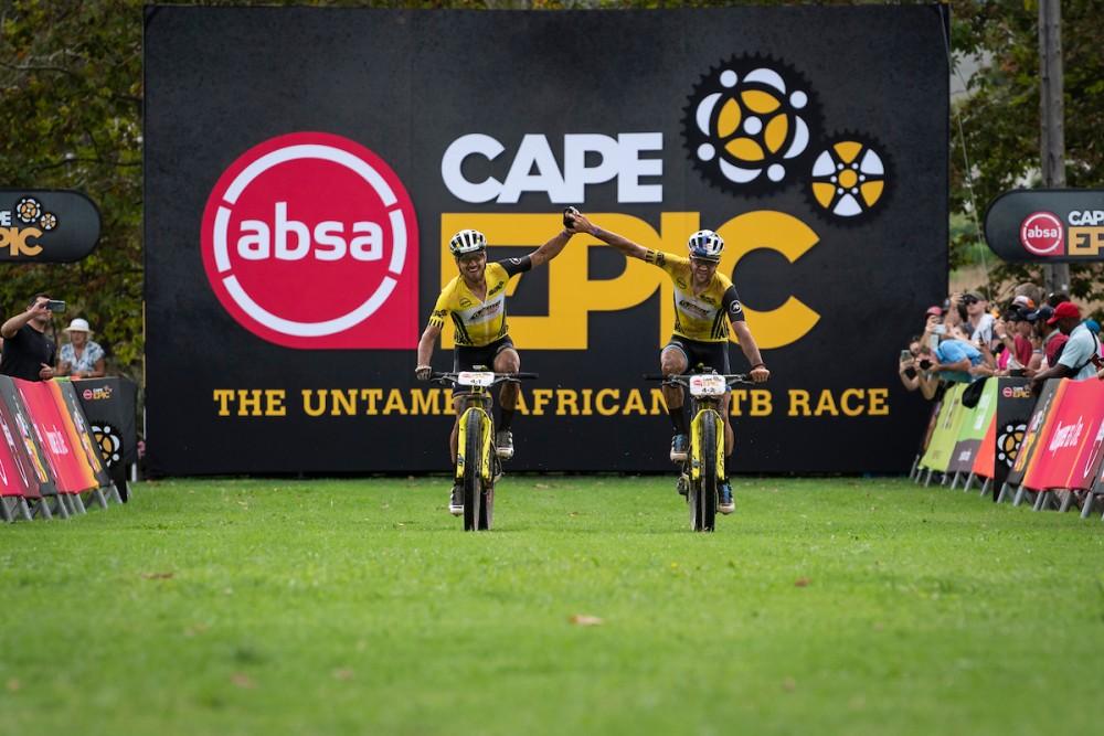 Etapa 2 Absa Cape Epic 2019